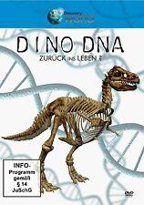 DINO DNA - Zurück ins Leben ? - Discovery World - DVD - NEU OVP Dinosaurier Doku