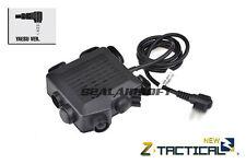 Z Tactical SELEX TACMIC CT5 Headset Cable & PTT (Yaesu Version) Z133-YA