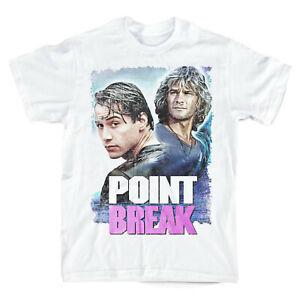 Point Break T-Shirt 90's Tribute surf Tee