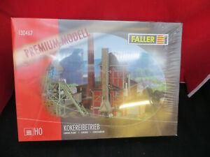 Faller 130467 Exclusiv Modell  Kokereibetrieb NEU werkseitig ausverkauft