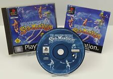 PS1 Playstation 1 - Sea-Monkeys + Anleitung + OVP
