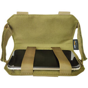 Molle Tactical Hunting Admin Phone Pouch Front Bag for Tactical Vest Chest Rig