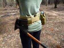 SDC 2300 padded belt pack,2in webbing, detach harness ,pick holder,drink holder,