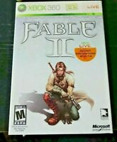 Fable II Collectors Edition for XBOX 360 - Factory Sealed