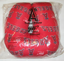 LA angels baseball 2015 TRAVEL PILLOW neck roll - NEW