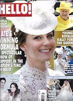 Kate Middleton Hello Magazine Queen Elizabeth Victoria Swarvoski Heiress Wedding
