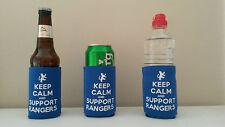 Botella De Regalo De Ventilador Rangers FC & puede refrigerador Regalo compre 2 lleve 1 Gratis!