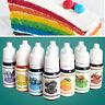 Pigment Fondant Food Coloring Edible Color Cake Decorating Baking Ingredients