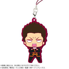 Gintama Kondo Rubber Phone Strap NEW