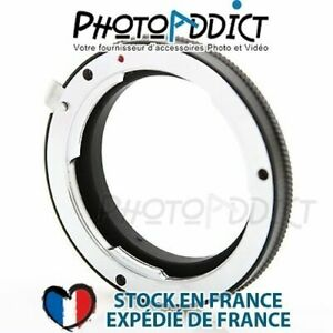 Pentax 110 lens to Micro 4/3 camera adapter ring