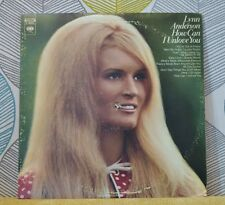 LYNN ANDERSON - How Can I Unlove You [Vinyl LP,1971] USA Import C 30925 *EXC