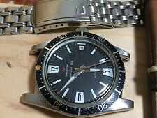 universal geneve polerouter sub microrotor 1st  not nina rindt compax space