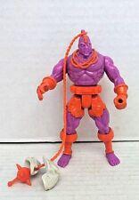 Vintage Marvel X-Men X-Force KRULE Action Figure 5in Toy Biz 1993 Complete Used
