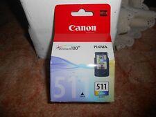 Canon Pixma 511 FINE Cartridge Colour