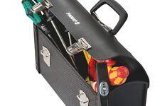 PARAT ABS Leder KLEINE Werkzeugtasche  37x19x14 cm 0,6 kg Werkzeuge Tasche KLEIN