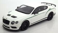 1:18 GT Spirit Bentley Continental GT3R 2015 white