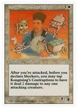 Kongming's Contraptions Magic the Gathering Portal 3 Kingdoms p3k rare card