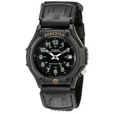 Casio Men's Fabric/Canvas Strap Wristwatches