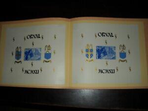 [LF15060] Belgium N°BL11/BL12 Orval MH * COB € +20,00 SUPERB