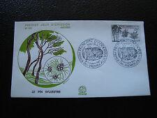 ANDORRE (francais) - enveloppe 1er jour 9/10/1982 (pin sylvestre)(cy63)andorra(Z