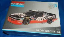 1994 Monogram Dirt Devil Pontiac #40 Model Kit #2973