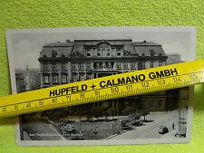 Bad Teplitz Schönau Städtisches Kurhaus alte Ansichtskarte AK 1942 altes Foto