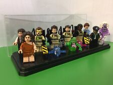 Lego Ghostbusters 75827 A SET of 12 minifigures ONLY year 2016
