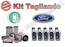 KIT TAGLIANDO FORD C-MAX 1.6 LPG 117/120CV DAL 2011 *Spedizione inclusa!!*
