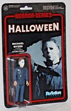 FUNKO REACTION action figure HALLOWEEN Cult Horror Movie MICHAEL MYERS Sealed