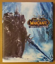 Art of World of Warcraft: Wrath of the Lich King Hardcover Art Book