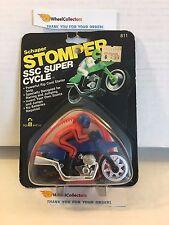 #8 Schaper Stomper SSC Super Cycle * BLUE * SEALED in Original Package * M3