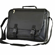 Faux Leather Computer Laptop Case Bag For MacBook Air or Pro 12 13 14 inch
