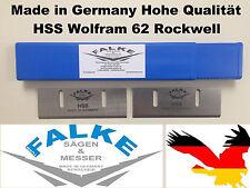 2 Stück Holz-Her HSK 30 100x30x4mm Hobelmesser HSS
