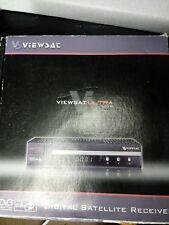 ViewSat Ultra Lite Digital Satellite Receiver  No Remote (CR 209)