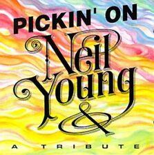 Pickin' On Neil Young (1998, CD NEU) West/Corbett/Apap/Mullins/FOX