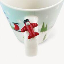 """Starbucks Japan 2011 Christmas Holiday Limited Mug cup """" Character MUG """""""