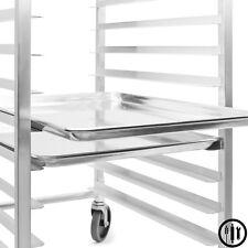 "Aluminum 10 Tier Rack fits 10 Full Size 18"" x 26' Sheet Pans- NSF"