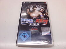 PlayStation Portable PSP  WWE Smackdown vs Raw 2010