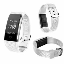 Sports Fitness Tracker Watch Heart Rate Activity Monitor Fitbit style W