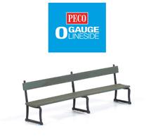 Peco LK-763 Station Seats SR/BR Modern Type O Gauge Kit