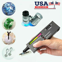 Portable Diamond Selector Gemstone Testing Digital Electronic Tester Tool Kit