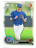 2016 Bowman Prospects #BP64 IAN HAPP RC Rookie Chicago Cubs QTY AVAILABLE
