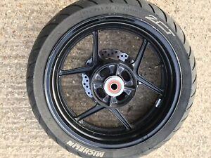 Kawasaki Z750 R Rear Wheel