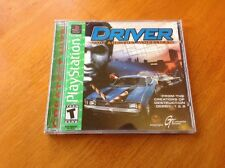 Driver  (PlayStation, 1999) Greatest Hits!
