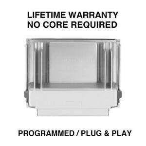 Engine Computer Programmed Plug&Play 2003 Isuzu Ascender 12582605 YDNK 5.3L ECM