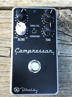 Pre-Owned Keeley Compressor Plus Guitar Pedal Used