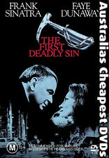 The First Deadly Sin DVD NEW, FREE POSTAGE WITHIN AUSTRALIA REGION 4