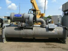 2004 500 Ton Water Cooled Carrier 19xr Centrifugal Chiller 134a 02xr 480 Vac 3ph