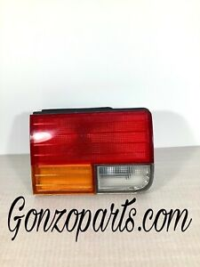 OEM 1992-1993 Honda Accord Driver Side Tail Light