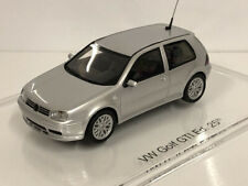 VW GOLF 4 GTI ED. 25TH SILVER DNA COLLECTIBLES DNA000014 1/43 RESINE 320 PCS